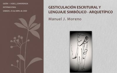GESTICULACIÓN ESCRITURAL Y LENGUAJE SIMBÓLICO-ARQUETÍPICO